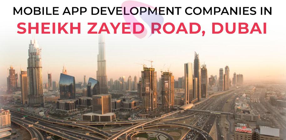 mobile app development companies sheikh zayed road