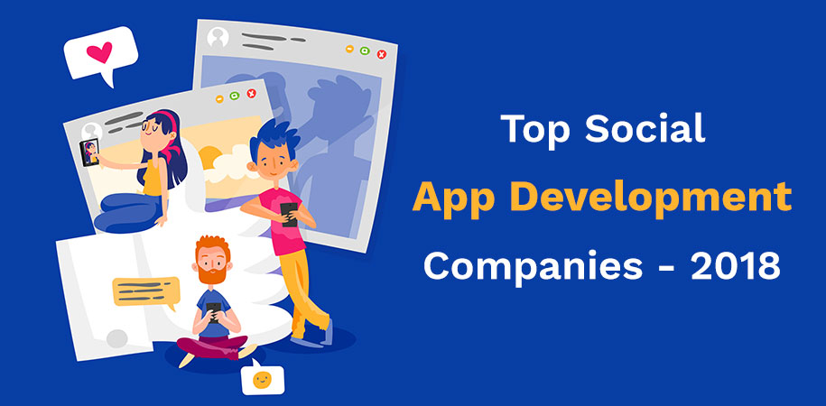 social app development companies