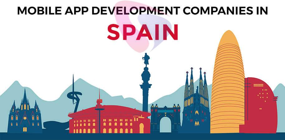 top app development companies spain