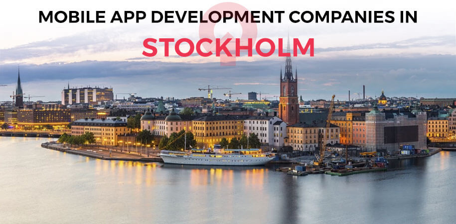 mobile app development companies stockholm