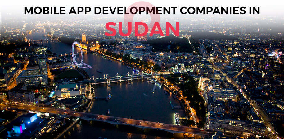 mobile app development companies sudan