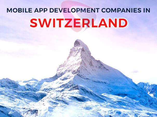 mobile app developers switzerland