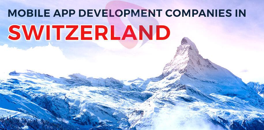 mobile app development companies switzerland