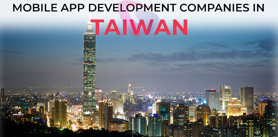 mobile app development companies taiwan