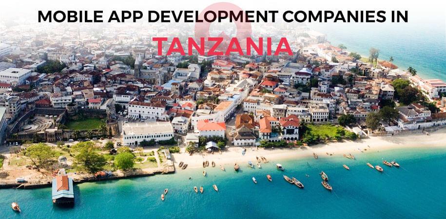 mobile app development companies tanzania