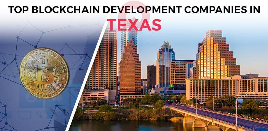 blockchain development companies texas