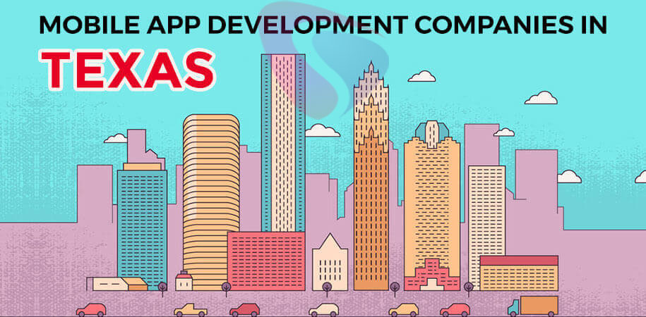 top app development companies texas