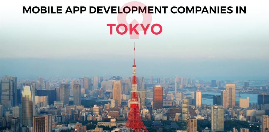 mobile app development companies tokyo