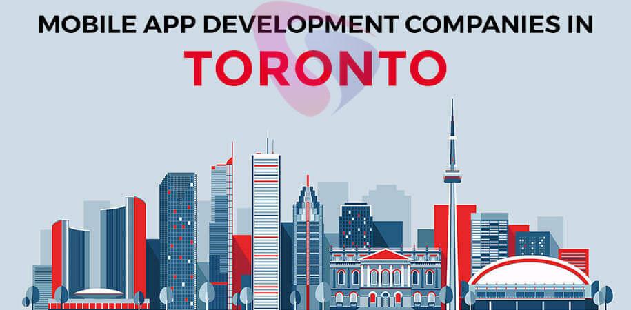 mobile app development companies toronto