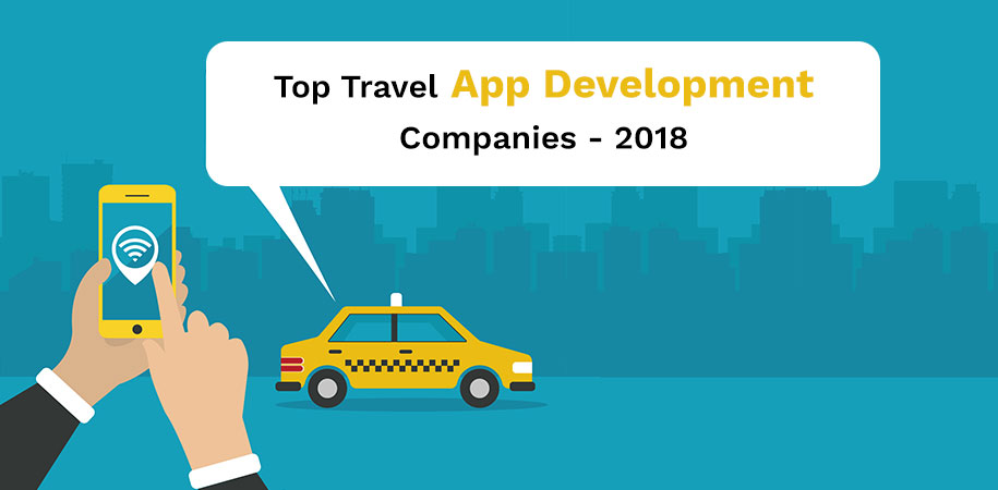 travel app development companies