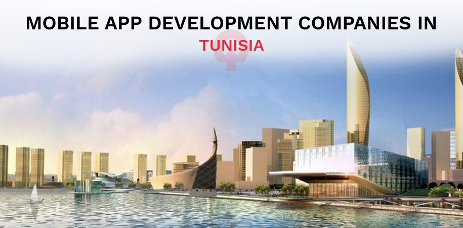 mobile app development company tunisia