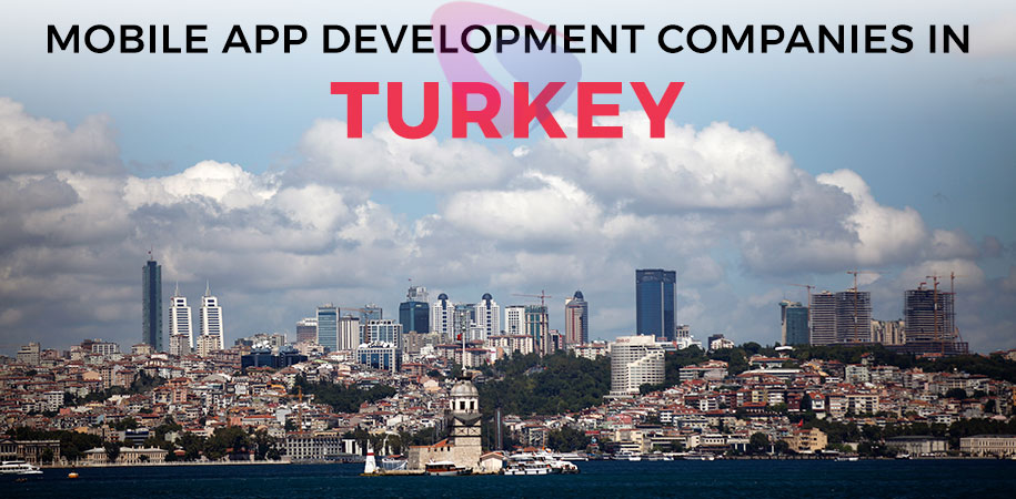 mobile app development companies turkey