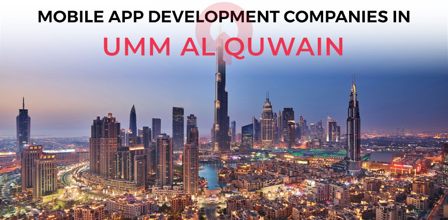 mobile app development companies umm al quwain