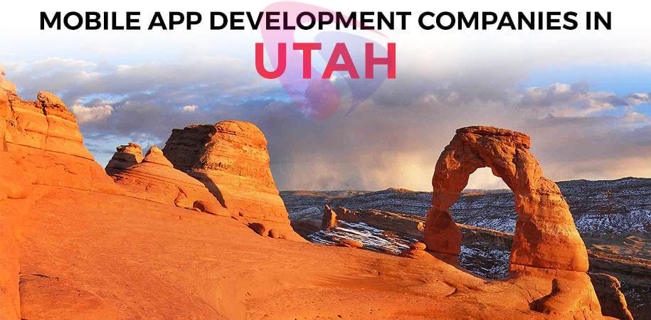 top app development companies utah