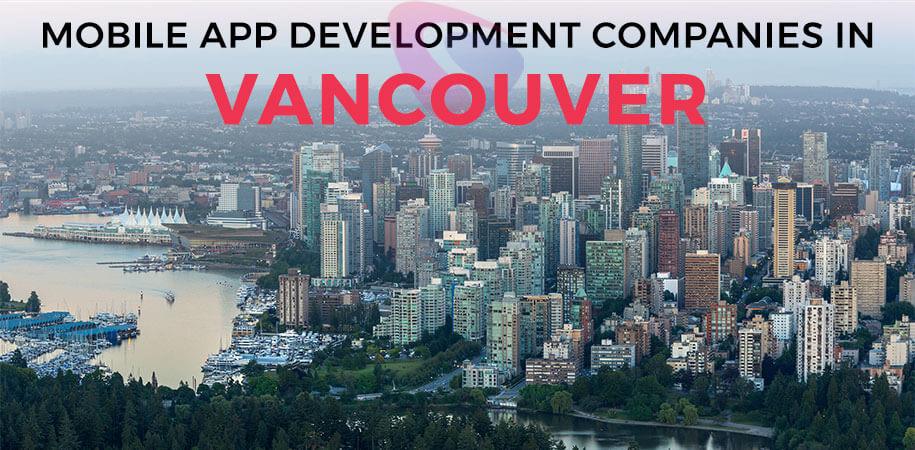 mobile app development companies vancouver