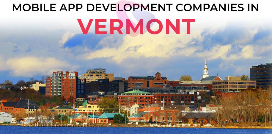 mobile app development companies vermont