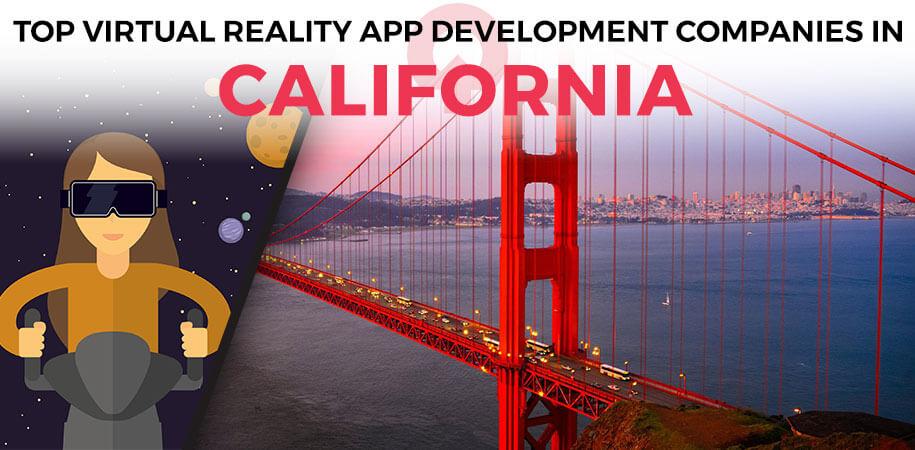 vr app development california