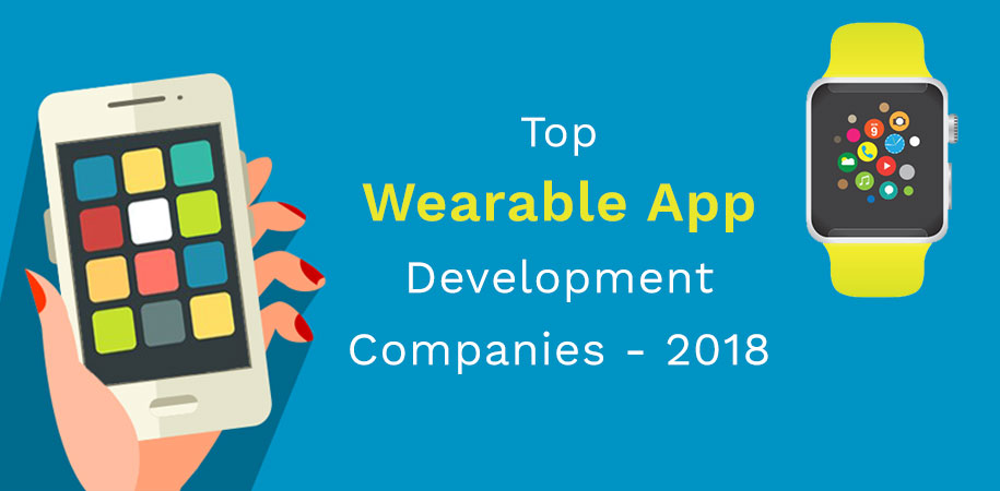 wearables app development companies