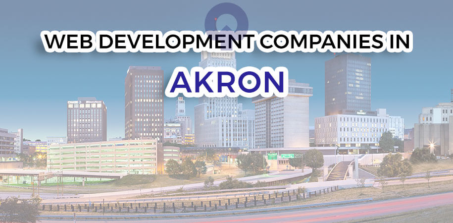 web development companies akron