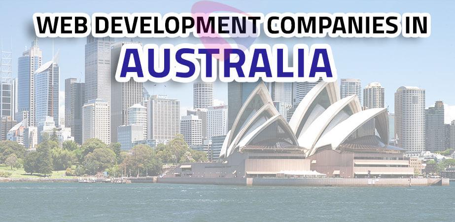 web development companies australia