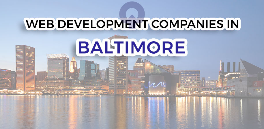 web development companies baltimore