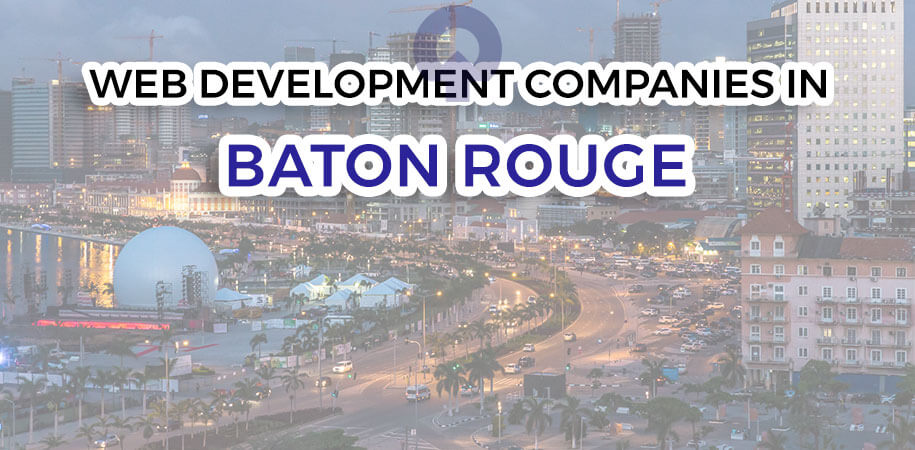 web development companies baton rouge