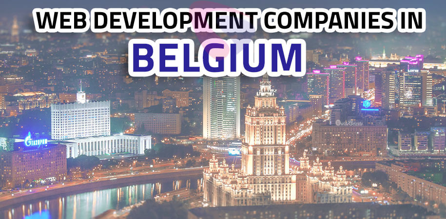 web development companies belgium