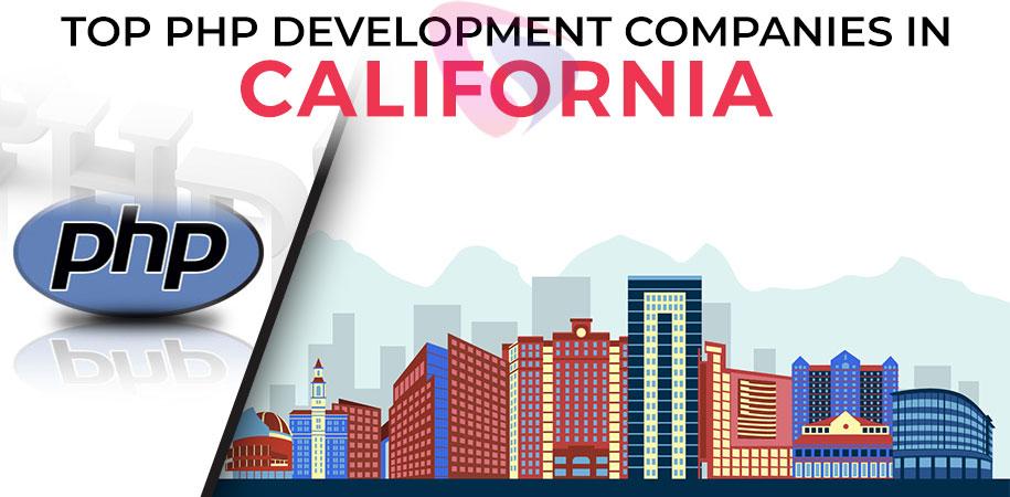 php development companies california