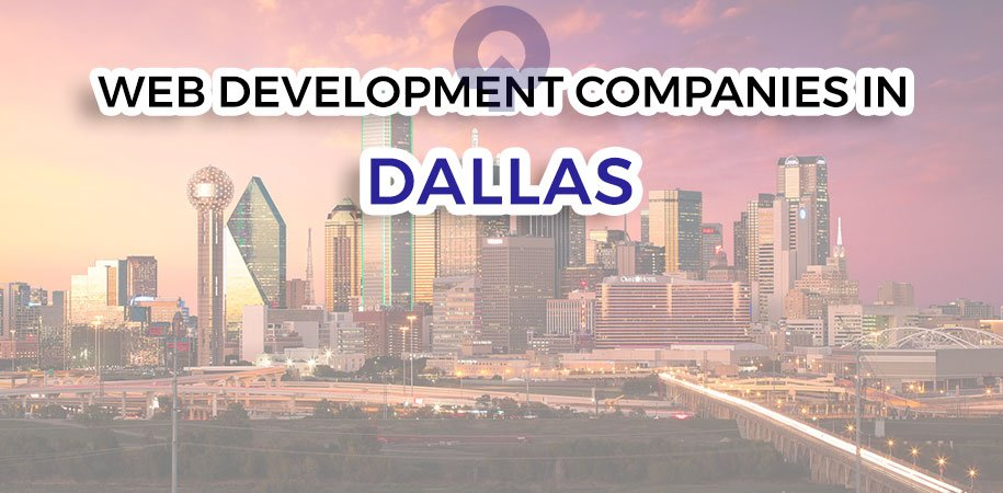 web development companies dallas