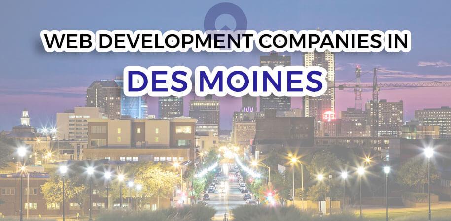 web development companies des moines