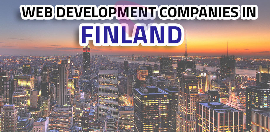 web development companies finland