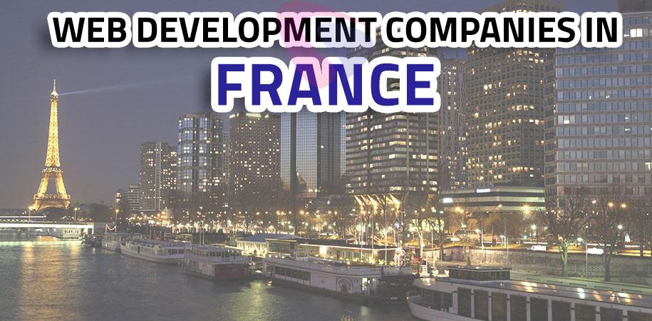 web development companies france