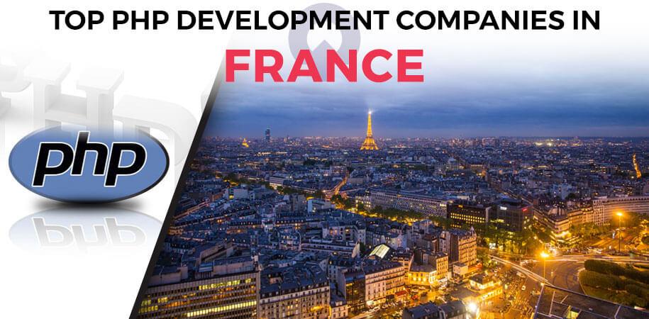 PHP Development Companies france