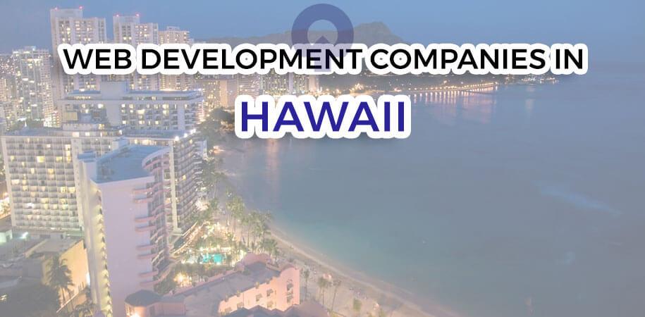 web development companies hawaii