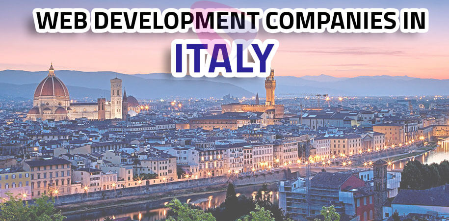 web development companies italy
