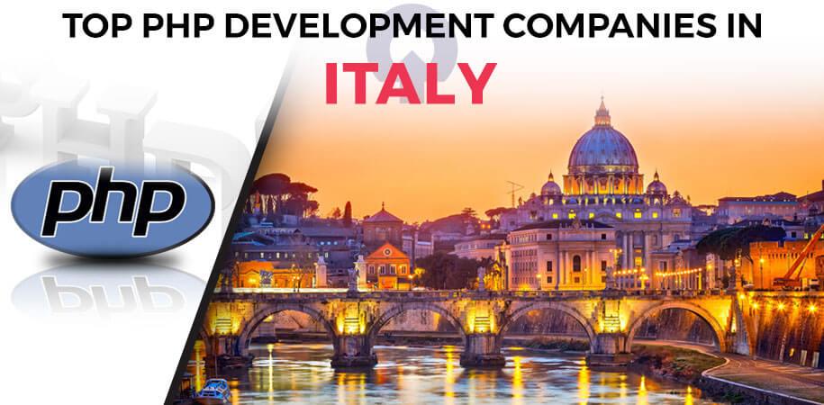 PHP Development Companies italy