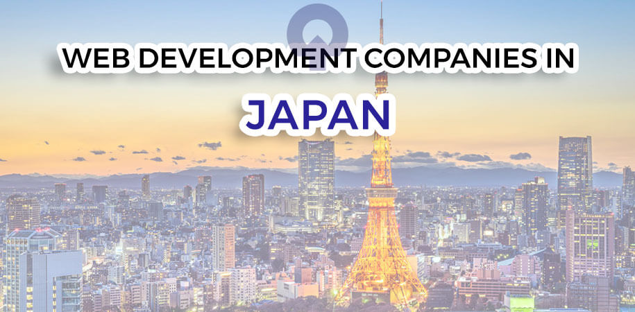 web development companies japan