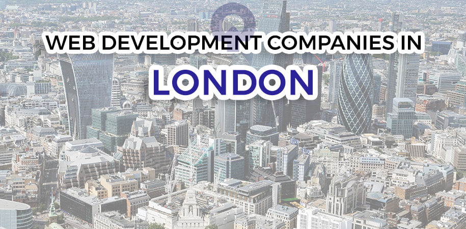 web development companies london