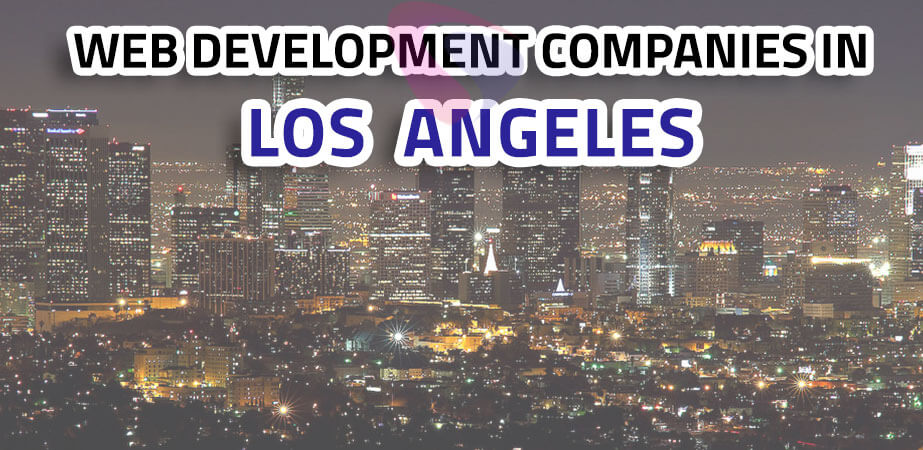 web development companies los angeles