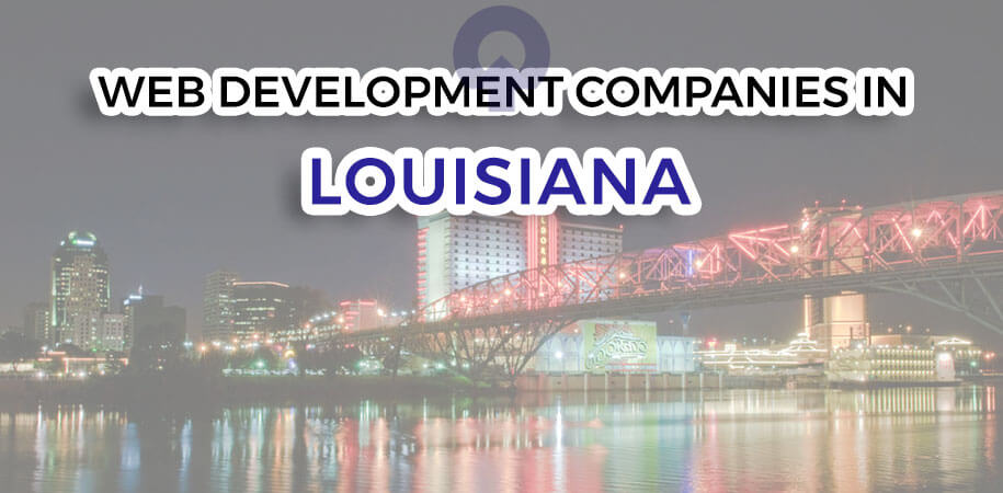 web development companies louisiana