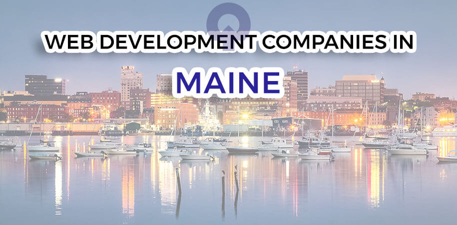 web development companies maine
