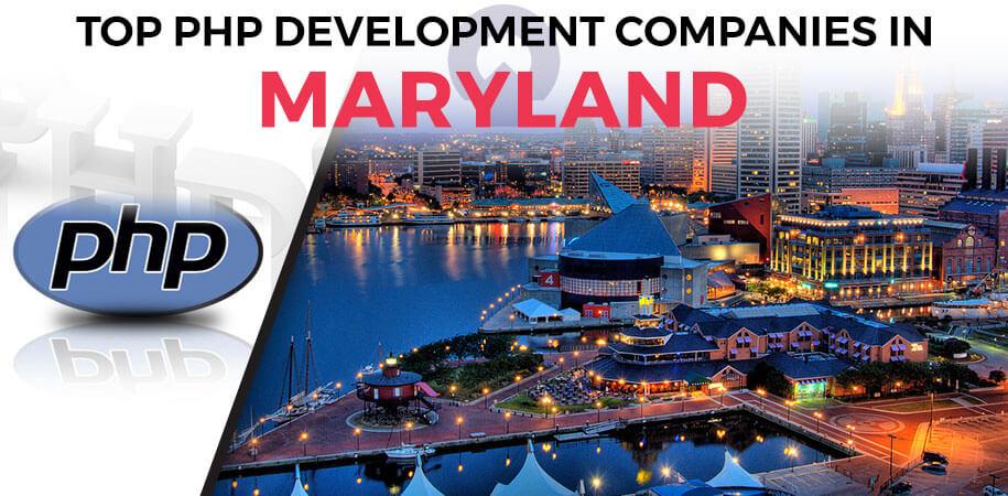 php development companies maryland
