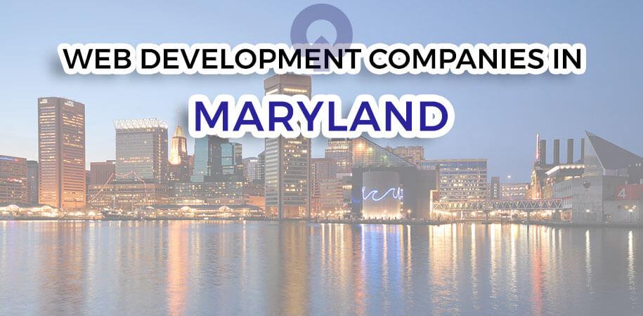 web development companies maryland