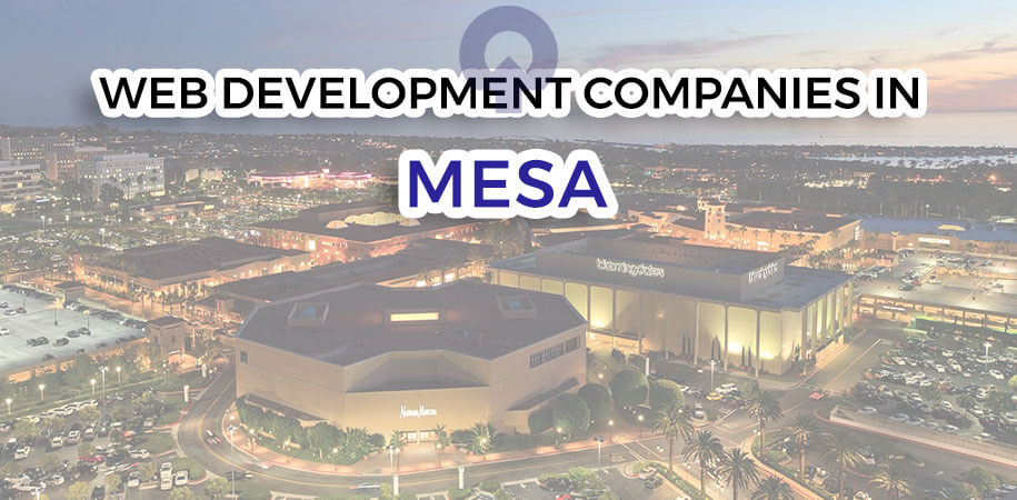 web development companies mesa