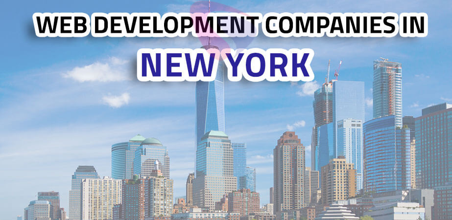 web development companies new york