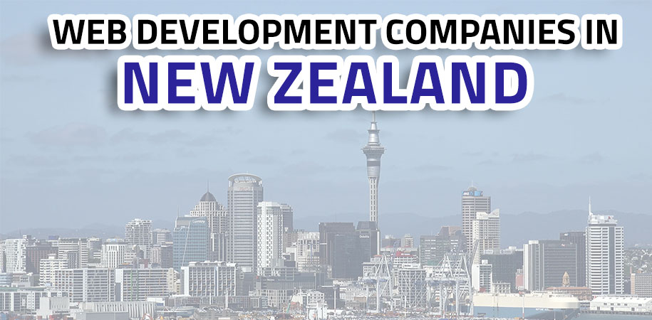 web development companies new zealand