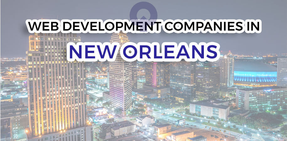web development companies new orleans