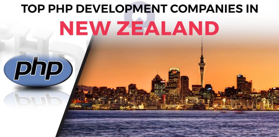 php development companies new zealand
