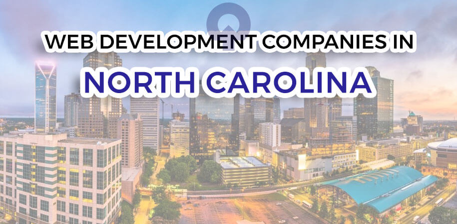 web development companies north carolina