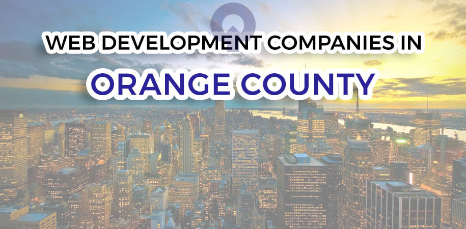 web development companies orange county